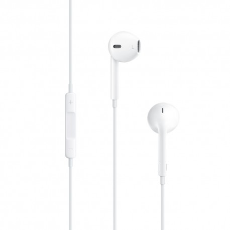 Наушники Apple EarPods с пультом управления и микрофоном (MD827